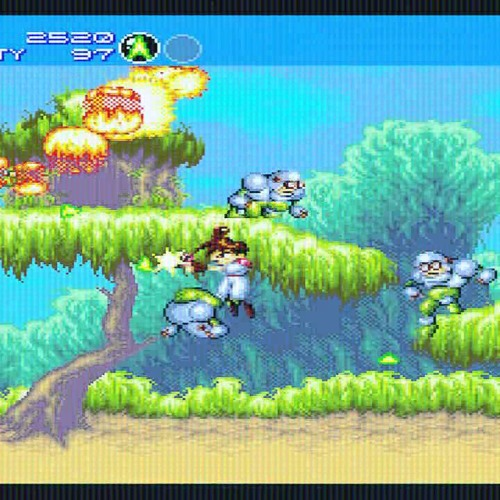 Gunstar Heroes - 'Challenge Accepted!' [4 Stage Boss] by Timaeus ~ OC ReMix