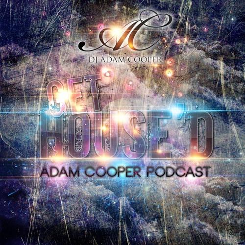 Adam Cooper Get House'd Podcast Ft. Jigsaw Guest Mix 8th Nov 2013