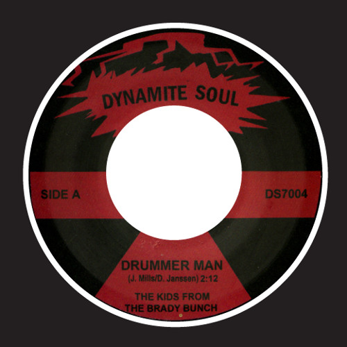 The Brady Bunch - Drummer Man (Sam Redmore Re-Edit / Free Download)