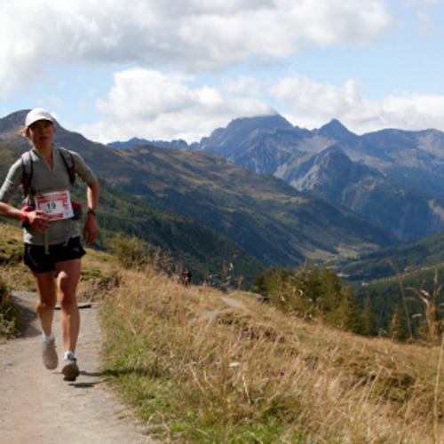 The Long Way With Ultramarathoner Lizzy Hawker