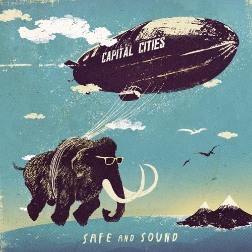 Capital Cities - Safe And Sound - Dj Mesta Club Mash