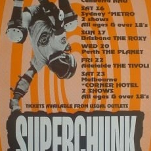 Superchunk - Clambakes Vol 7: Shut the F*ck Up!...No, We Love You - Live at the Corner Hotel 1996