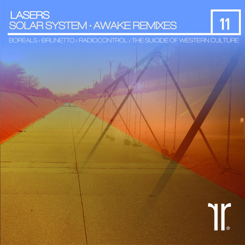 Lasers - Solar System (Brunetto Remix)