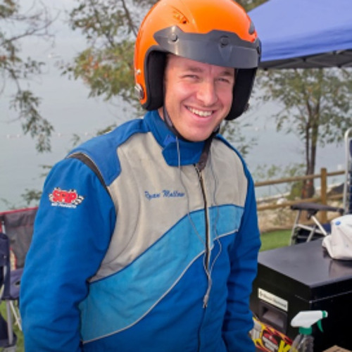 Nerves of Steel With Hydroplane Driver Ryan Mallow