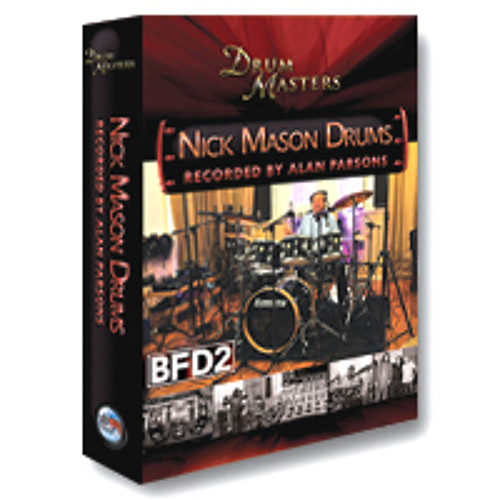 Nick Mason Drums for BFD Demo