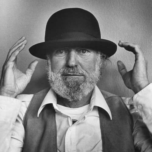 The poet's eye obscenely seeing by Lawrence Ferlinghetti ready by Lisa Shaner