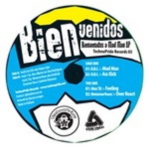 O.B.I. - Mad Max (Technopride)
