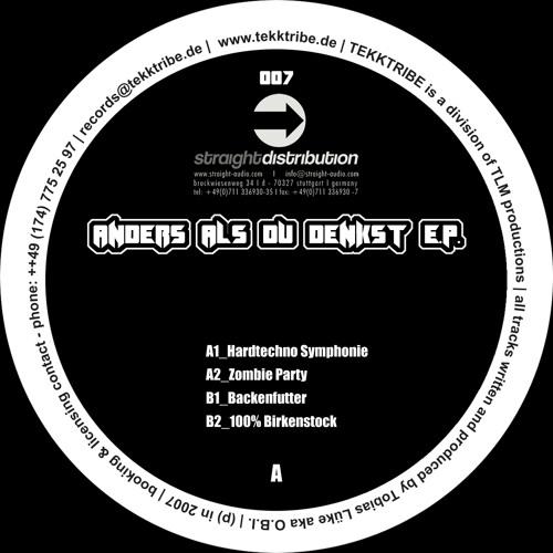 O.B.I. - Hardtechno Symphonie I TekkTribe 007 ( 2007 )