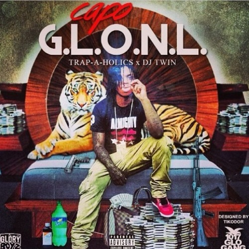 Capo(GBE) - Blood Brother prod @MrNcredible_BM
