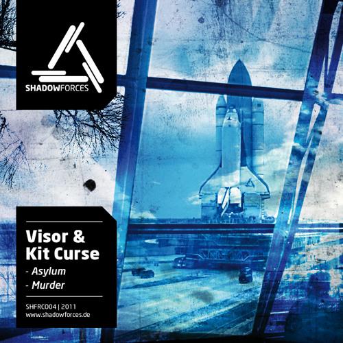 VISOR & KIT CURSE - Murder / Asylum [SHFRC004]