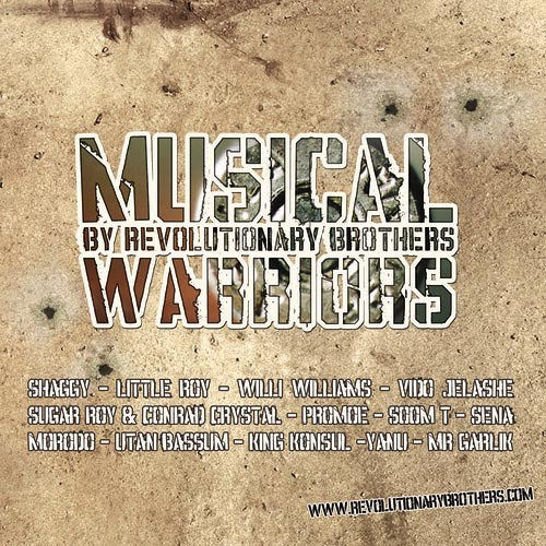 Musical Warriors (2010) by Revolutionary Brothers on SoundCloud - Hear the  world's sounds
