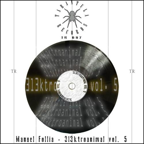 PRE Manuel Follia - Urthel (Original Mix)