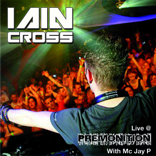 Iain Cross Live @ Premonitions 10th Birthday