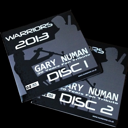 The Tick Tock Man (Gary Numan - Warriors 30th Ann. Tribute)