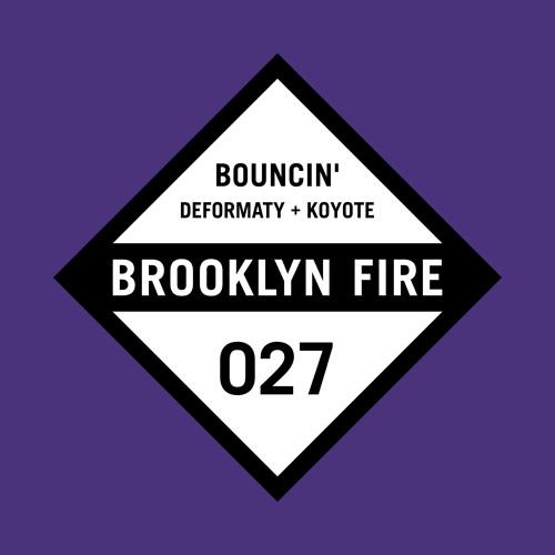 Deformaty + Koyote - Bouncin' (BF027)