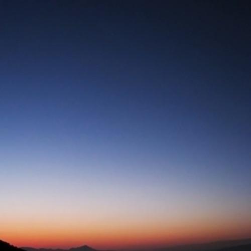 Predawn sky