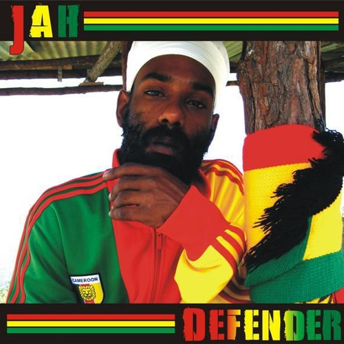 Jah Defender Bless Us Oh Negus Corrosive Studios