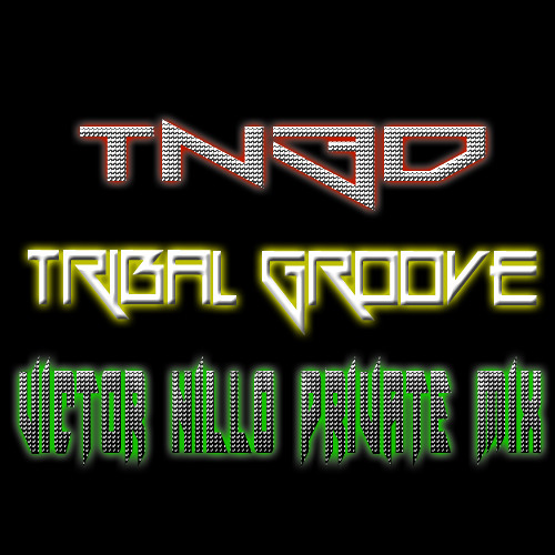 TN3D - Tribal Groove  ( Victor Nillo Private Mix )
