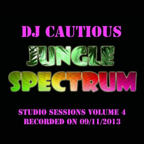 DJ Cautious - Jungle Spectrum Sessions 004 - Studio Mix