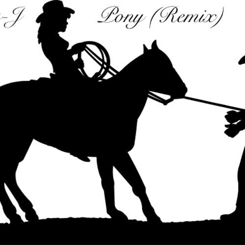 Ginuwine Vs. LMFAO Vs. Lil Wayne - Pony (Baby-J Edit)