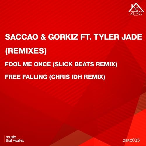 Saccao & Gorkiz Feat. Tyler Jade - Free Falling (Chris IDH Remix)