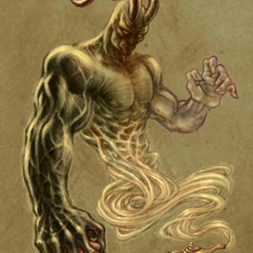 Jinn Lord Pt1 by Sapient
