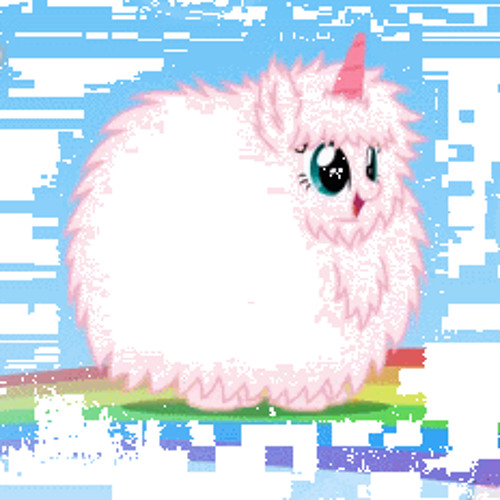 Pink Fluffy Unicorns Are Stomping On Rainbows