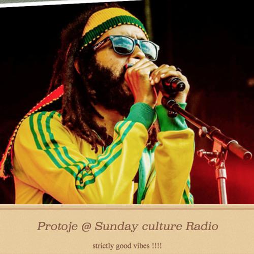 Selecta K-za presente :sunday culture radio feat :Protoje