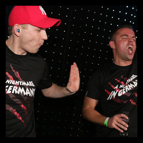 Tensor & Re-Direction Live @ A Nightmare in Germany 2013