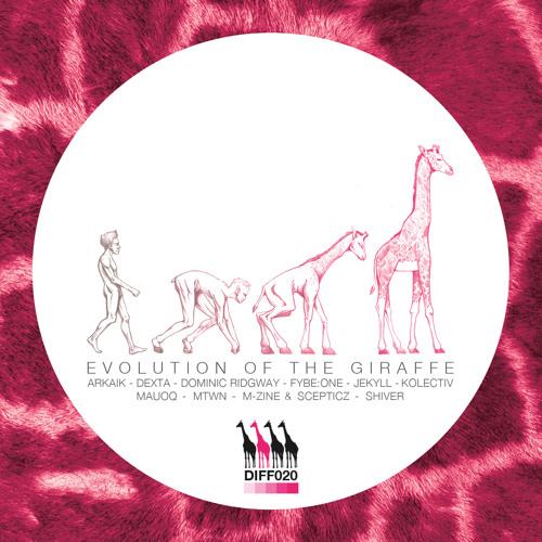 "** Out Now ** Arkaik ""Wax"" [Evolution Of The Giraffe LP]"