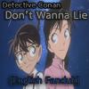 Don't wanna lie - B'z [English Fandub] By ZGRGaming