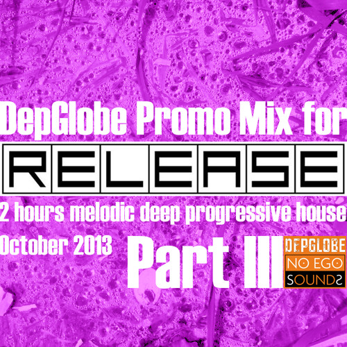 Promo Mix For Release Official October 2013 Part III (NES 039)