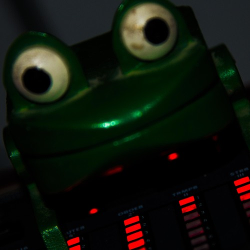 The Frog is On