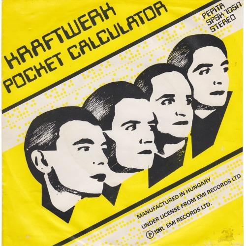 Pocket Calculator/Dentaku (Kraftwerk cover) - project s7even (electric astronaut productions)