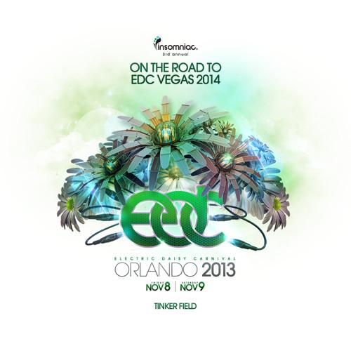 Kaskade EDC Orlando 2013 Live Set