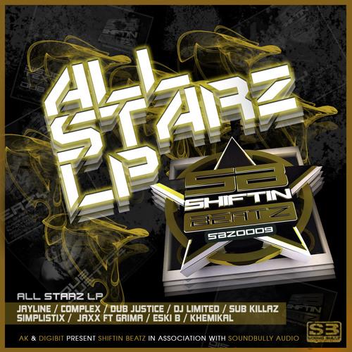 Dub Justice - Danger Time - SBZ0009 Shiftin Beatz (OUT NOW!!!!)