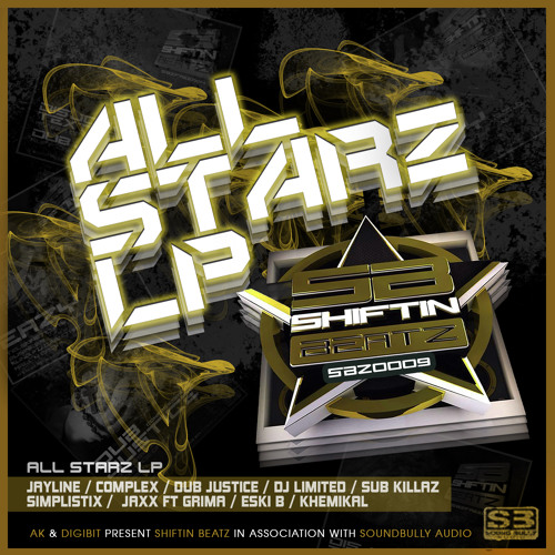 DJ Limited-Love Ya Ganja - SBZ0009 Shiftin Beatz (Out Now!!!!)