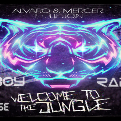 Ivaro & Mercer & Lil Jon vs Zomboy - Welcome To The Raptor B*tch (Toxic Noise Mash-UP)
