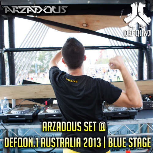 Arzadous Set @ Defqon.1 Australia 2013 | BLUE Stage [FREE DOWNLOAD]