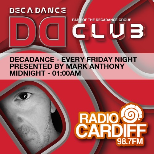 Decadance Radio Show with Shane Morris on Radio Cardiff 98.7FM 18/10/13