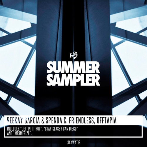 Reekay Garcia & Spenda C - Gettin It Hot (Original Mix)