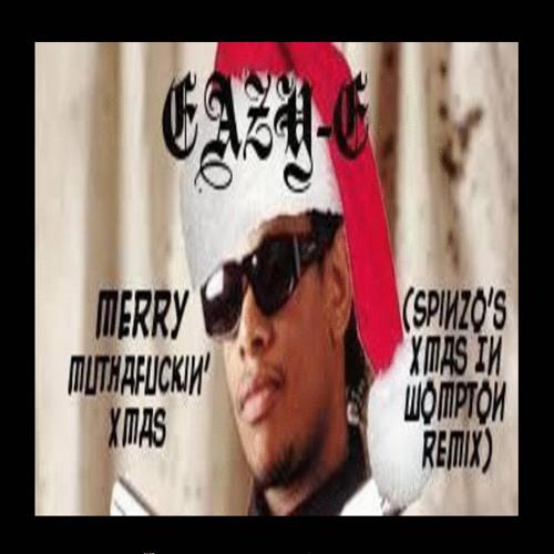 Eazy-E - Merry Muthaf##kin XMas (Spinzo's XMas In Wompton Remix)