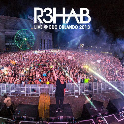 R3hab - Live @ EDC Orlando 2013
