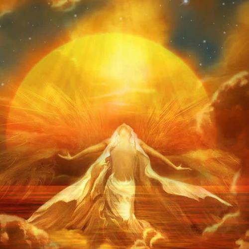 crystal love healing