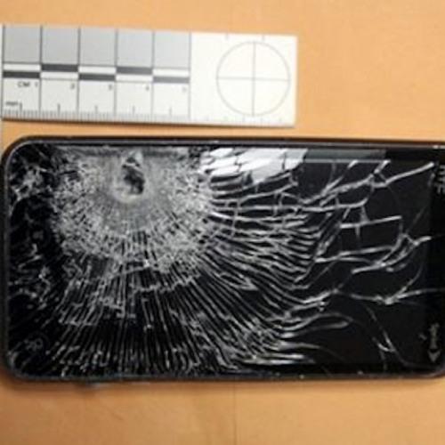 Smart Phone Saves Life