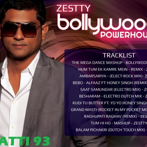 love songs bollywood mashup zesty