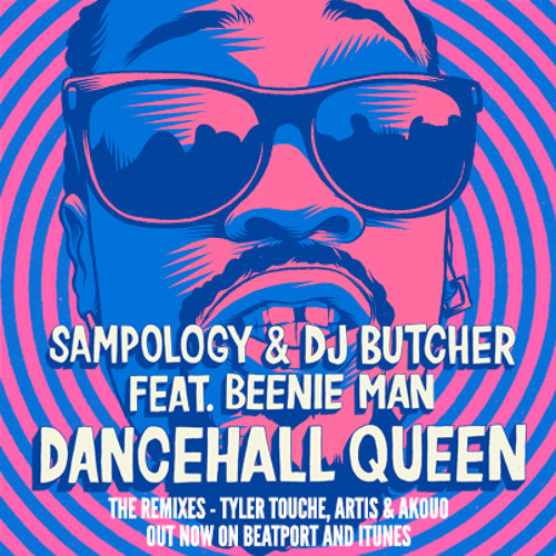Dancehall Queen - Sampology & DJ Butcher ft Beenie Man  (Akouo Remix)