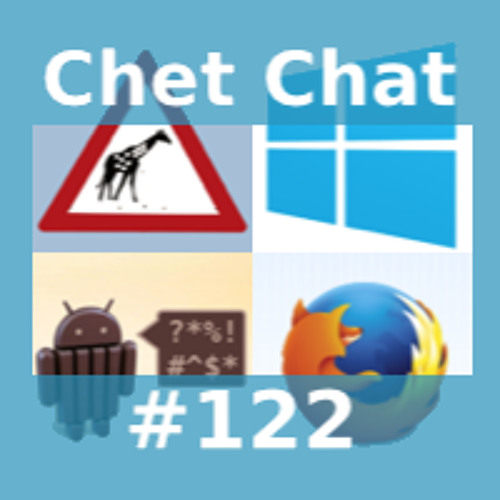 Chet Chat 122 - Nov 7, 2013