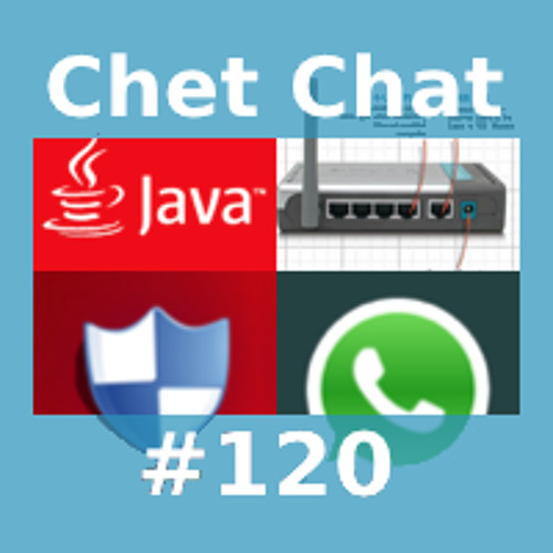 Chet Chat 120 - Oct 22, 2013