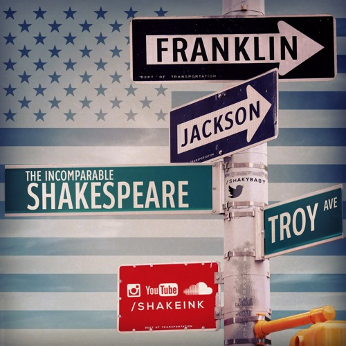 The Incomparable Shakespeare - Franklin Jackson Feat. Troy Ave (Prod. By Roberto Flack)